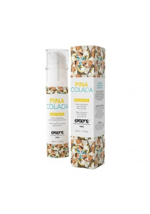 Massage HOT Gourmand PINA COLADA.50ML