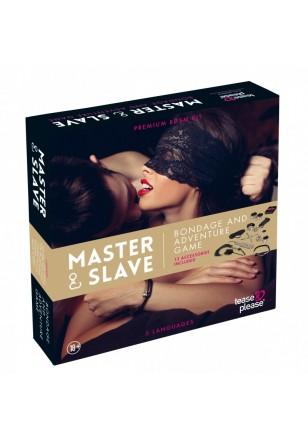 Jeu Master and Slave Premium KIT BDSM