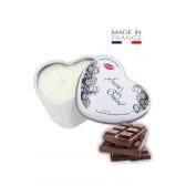 "Bougie de Massage Goumande ""Chocolat"""