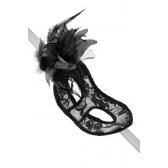 Masque La Traviata Noir