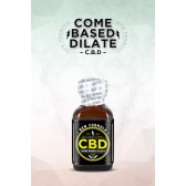 Poppers CBD 06 Black Yellow Leather Cleaner isopropyle 25ml