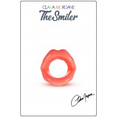 The Smiler Bouche ouverte rouge
