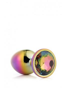 Gleaming Love Bijou Plug irisé multicolor 21781 Taille S