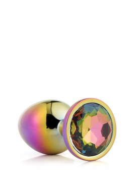 Gleaming Love Bijou Plug irisé multicolor 21782 Taille M