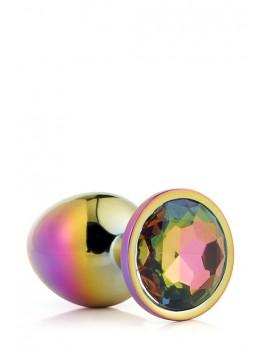 Gleaming Love Bijou Plug irisé multicolor 21783 Taille L