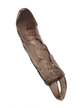 Gaine extension pénis Black 17cm