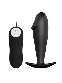 PLUG anal vibrati télécommandé