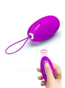 Joyce Oeuf vibrant USB à télécommande