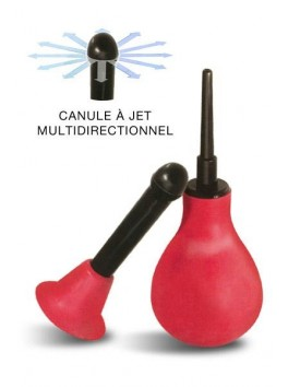 Poire jet multidirection WHIRLING SPRAY