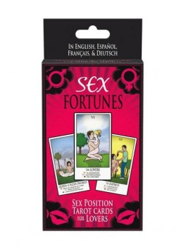 Sex Fortunes Jeu Tarot