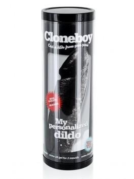 Cloneboy Black Dildo Kit moulage Pénis