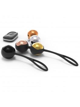 Training Balls Boules de Geisha avec tétécommande et rechargeable