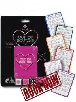 Out of routine jeu couple