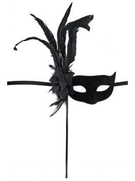 Masque Orfeo Noir