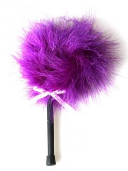 Plume caresse violet