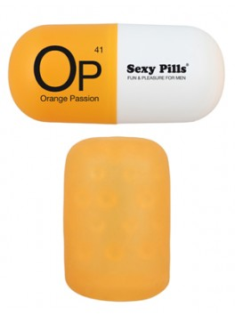 Sexy Pills Orange Passion