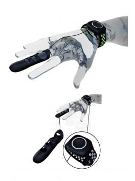 Touché Compact Finger Vibrator Doight vibrant taille S