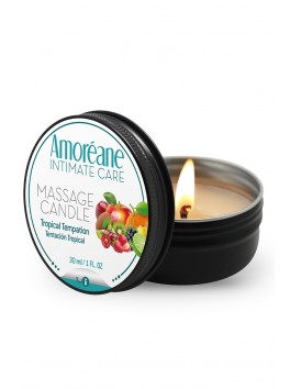 Bougie Massage Fruits Exotiques hydratante
