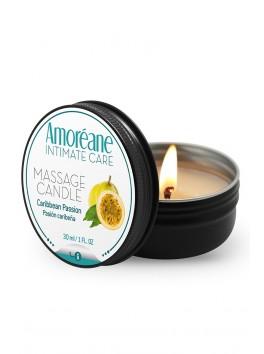 Bougie Massage Caribbean Passion hydratante