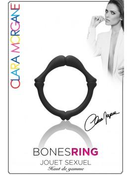 Bones Ring - Anneau noir