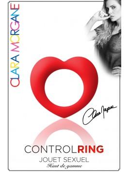 Heart Ring - Anneau rouge Coeur