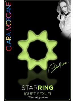Star Ring - Anneau phosphorescent étoile