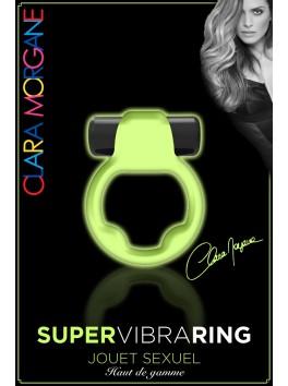 Super Vibra Ring - Anneau Vibrant phosphorescent