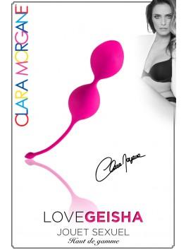 LoveGeisha Boules de Geisha Fushia