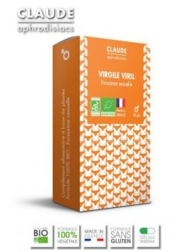 Virgile Viril x30 Gélules