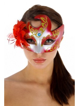 MASQUE FAUST ROUGE T.U