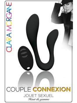 Couple Connexion Stimulateur noir USB