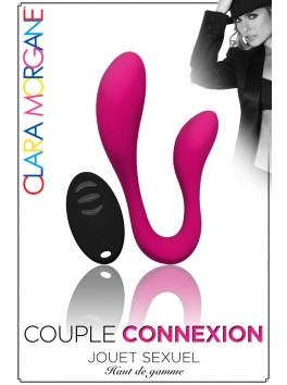 Couple Connexion Stimulateur rose USB