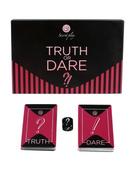 Truth or Dare jeu de couple Action ou Vérité