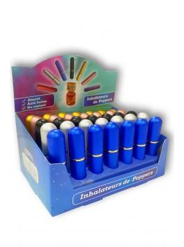 Boite de 35 Inhalateurs Leather Cleaner 5 couleurs
