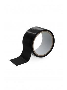 Tape Noir Bondage ruban soumission
