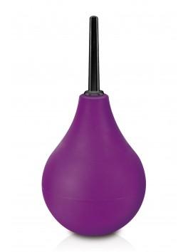 Poire à lavement violette 224 ml