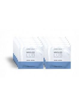 "Dosette Pack x12 Lubrifiant Nature ""Mixgliss"""