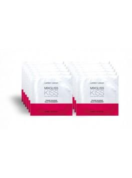 "Dosette Pack x12 Lubrifiant Framboise ""Mixgliss"""