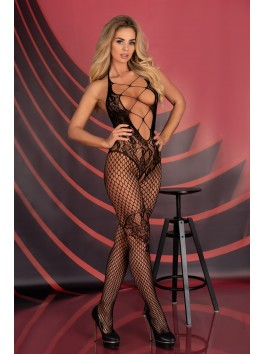 Nyomina Bodystocking  Effet body lacé