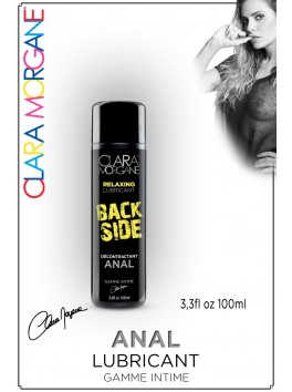 Lubrifiant Back Side Décontractant Anal 100ml
