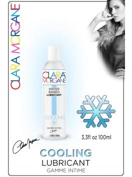 Lubrifiant COOLING Water base EAU effet froid