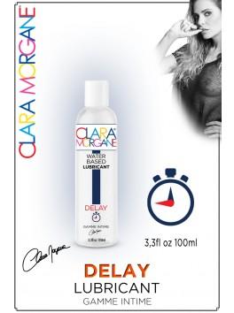 Lubrifiant DELAY Water base EAU retardant