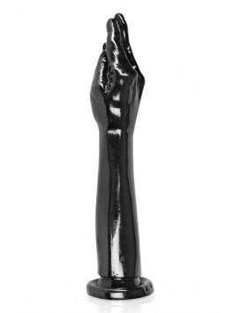 Main Fist main réaliste 38x8 cm PVC noir