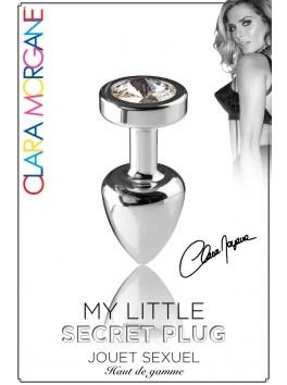 My Little Secret Plug type Rosebud Small Bijou Diamant