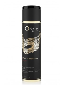 Sexy Therapy Amor Huille massage simple ou corps à corps