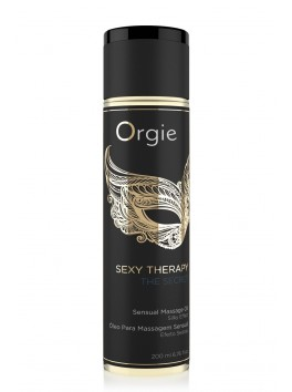 Sexy Therapy The Secret Huille massage simple ou corps à corps