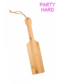 Paddle Bambou dragonne satinée Long 36 cm