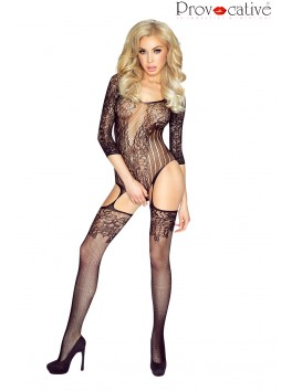 Bodystocking Body noir S/M/L